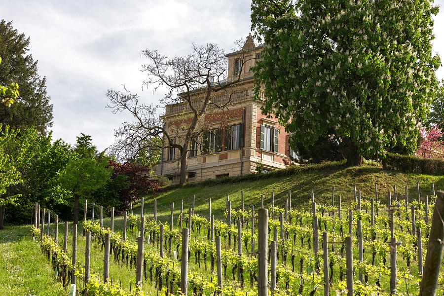 Villa Odero - Foto di Valerio Maruffi