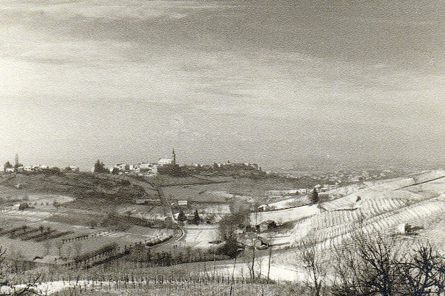 Casteggio in the early XX century