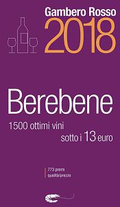 Guida Gambero Rosso Berebene 2018 - Copertina
