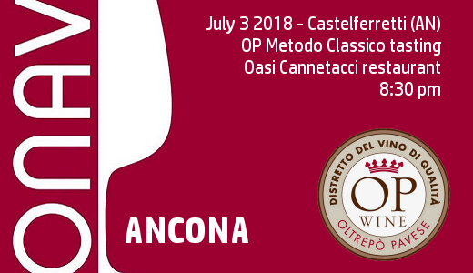 OP Metodo Classico tasting by ONAV Ancona