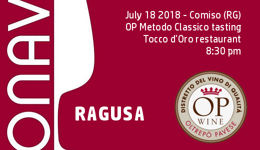 OP Metodo Classico tasting by ONAV Catania