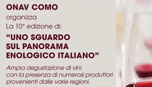 Uno sguardo sul panorama enologico italiano (Cernobbio, 21 settembre 2018)