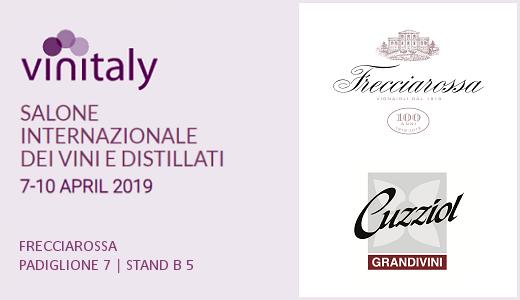 Vinitaly 2019 (Verona, 7-10 aprile 2019)