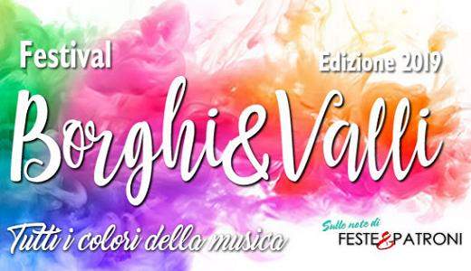 Festival Borghi & Valli 2019