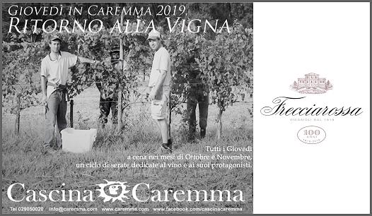 Ritorno alla vigna in Cascina Caremma (17/10/2019)