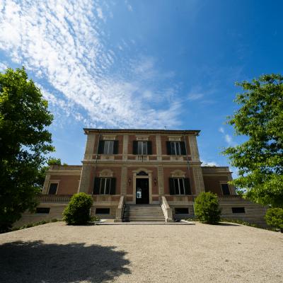 Villa Odero (foto di Alessandro Beltrame)
