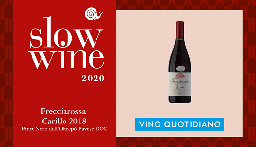 Carillo 2018 - Vino Quotidiano - Slow Wine 2020