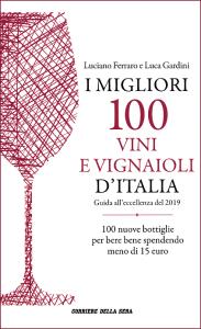 Ferraro & Gardini - I Migliori 100 Vini e Vignaioli d'Italia 2019 - Copertina