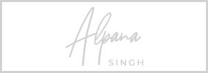Alpana Singh - Logo