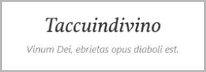 Taccuindivino - Logo