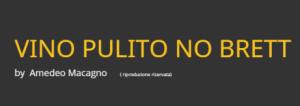 Vino Pulito No Brett - Logo