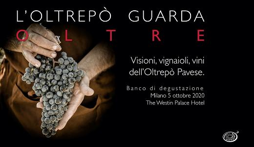 """Banco di assaggio """"L'Oltrepò guarda oltre"""" (Milano, 05/10/2020)"""